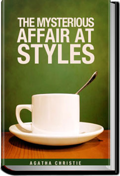 The Mysterious Affair at Styles by Agatha Christie