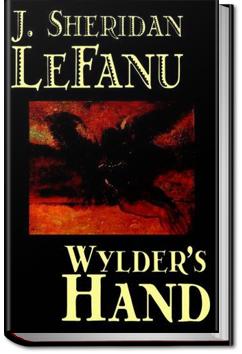 Wylder's Hand by Joseph Sheridan Le Fanu