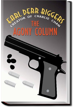 The Agony Column by Earl Derr Biggers