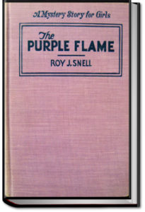 The Purple Flame by Roy J. Snell