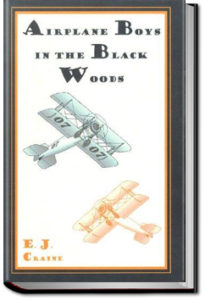 Airplane Boys in the Black Woods by E. J. Craine