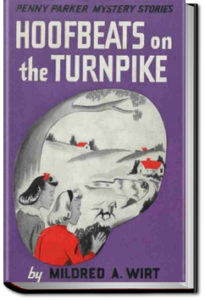 Hoofbeats on the Turnpike by Mildred A. Wirt