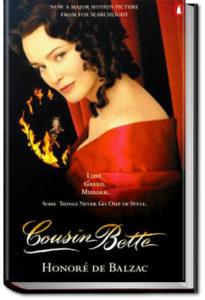 Cousin Betty by Honoré de Balzac