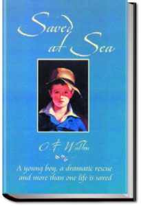 Saved at Sea by Mrs. O. F. Walton